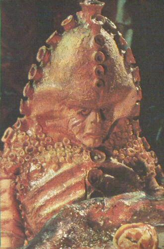 classic Doctor Who monster the Zygons