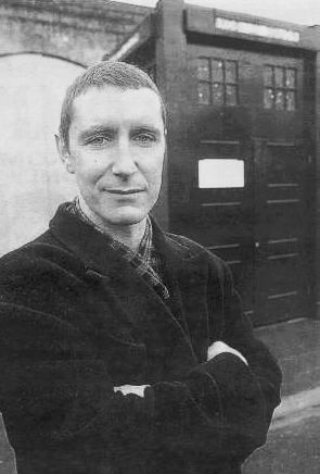 publicity photo of 8th Doctor Paul McGann from 1996