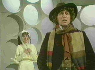 tom baker returns to Doctor Who