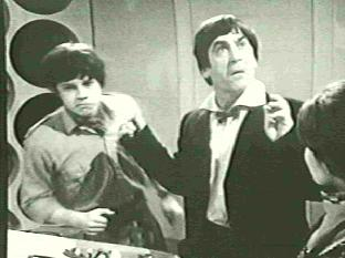 the second Doctor, Patrick Troughton