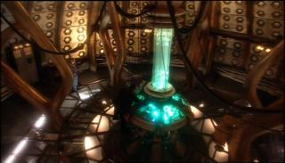tardis console room series 1